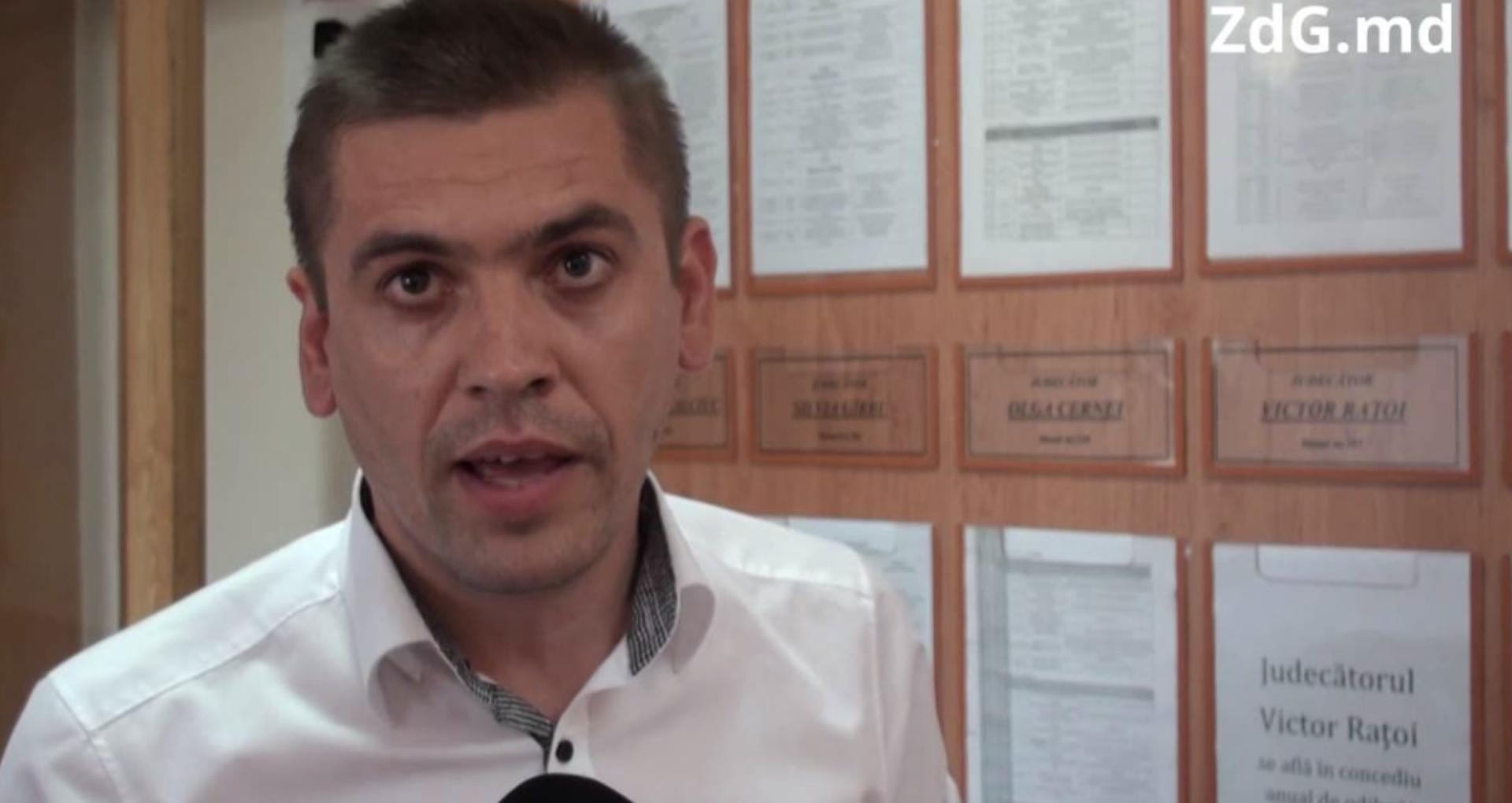 Procurorul care l-a reținut în octombrie 2015 pe fostul premier Vlad Filat și care a instrumentat mai multe dosare de rezonanță,  eliberat din funcție de CSP