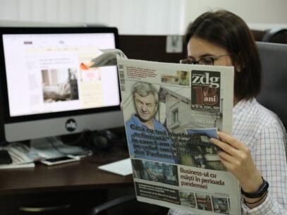 ZdG angajează reporter de investigații. Hai cu noi să demascăm corupția din R. Moldova