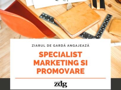 Ziarul de Gardă angajează Specialist Marketing și Promovare