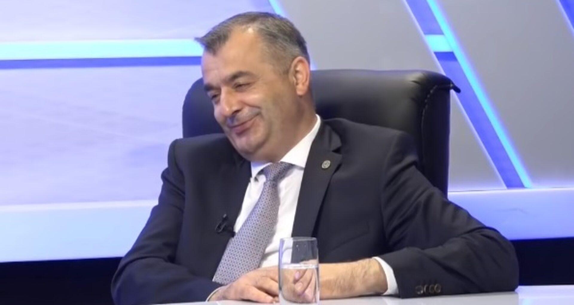 """Cum și când a obținut premierul Chicu cetățenia României: """"Dacă te gândești, așa ca businessman, oferea multe posibilități"""""""