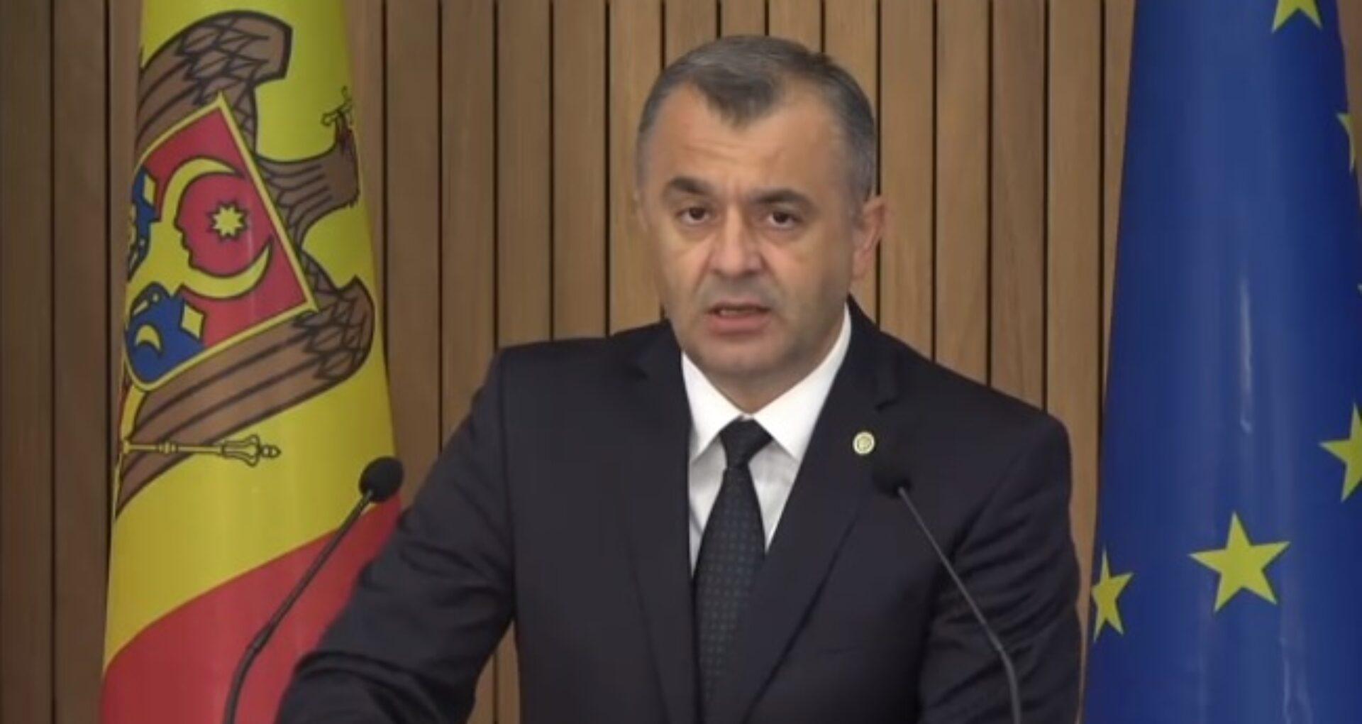 VIDEO/ Ion Chicu mulțumește agricultorilor și spune că suma totală a compensațiilor va ajunge la 1,65 miliarde de lei