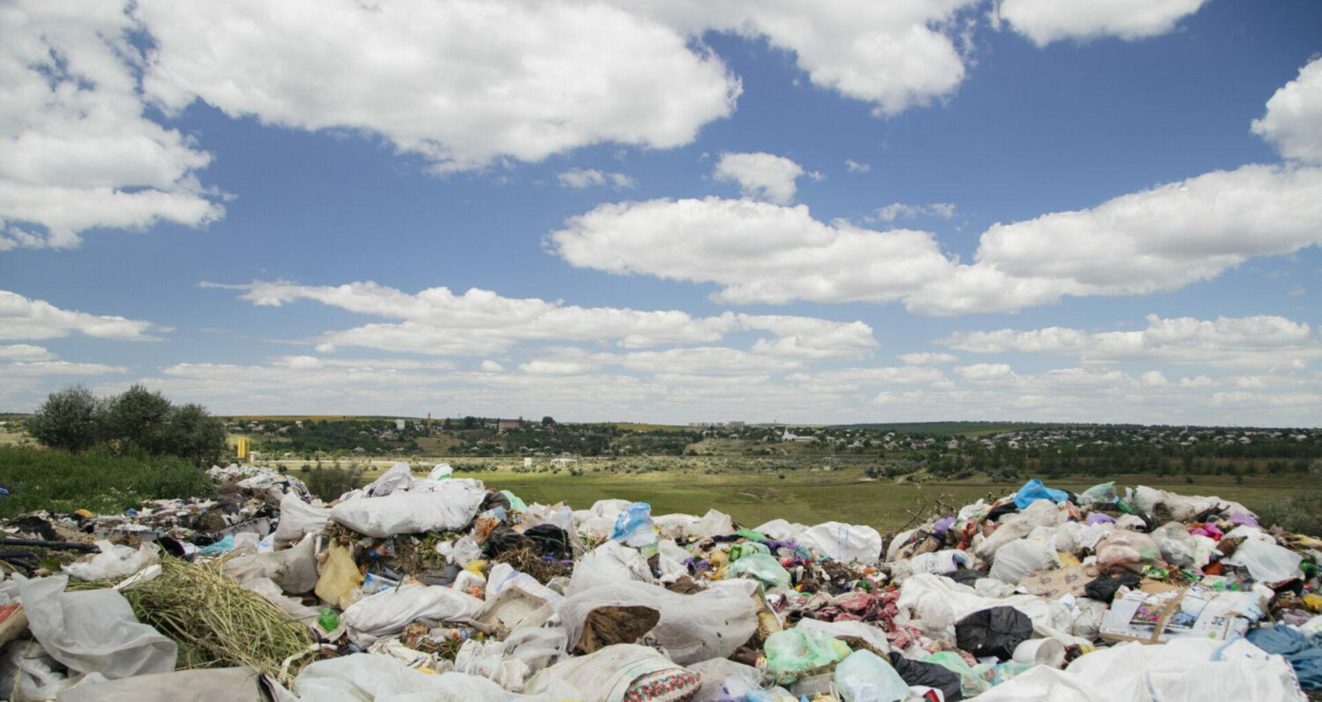 Video/Moldova (anti)ecologică. 90% din deșeuri nu sunt prelucrate