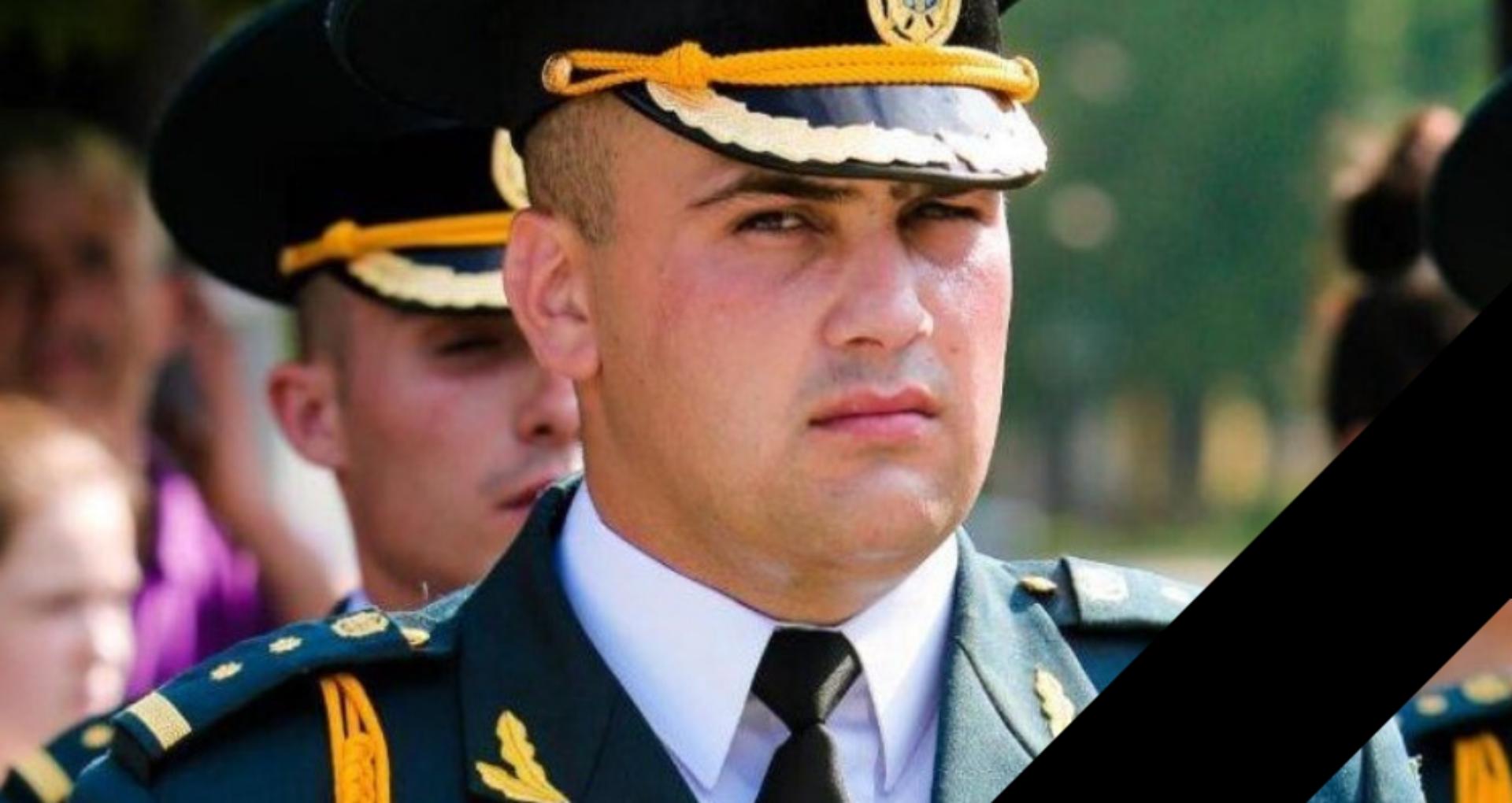 """Zile de doliu și tristețe în Armata Națională. """"Eroii nu mor niciodată"""""""