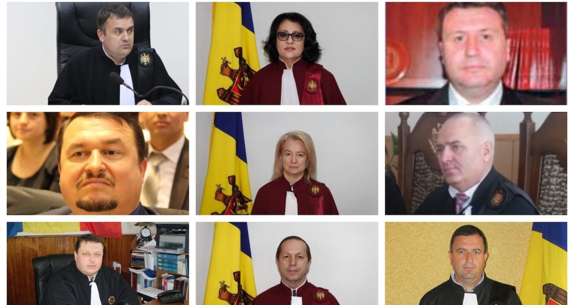 CSM urmează să decidă: Cine sunt judecătorii care aspiră la funcții de conducere în cadrul CSJ, CA Chișinău și altor instanțe