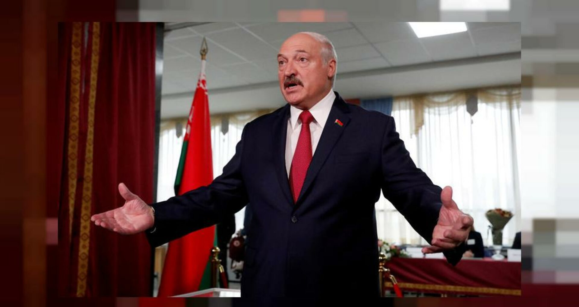 UE condamnă lipsa de dialog a autorităților din Belarus și ia atitudine. Aleksandr Lukashenko va fi inclus pe lista de sancțiuni europene