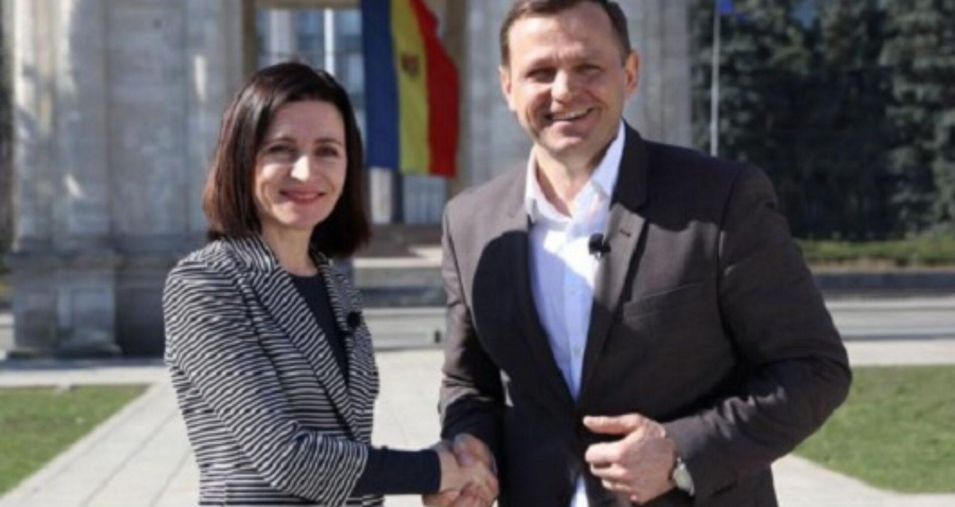 """Fost premier, despre Andrei Năstase și Maia Sandu, la prezidențiale: """"Maia Sandu nu este un candidat, este un fenomen. Liderul Platformei DA trebuie să se retragă și să o susțină"""""""