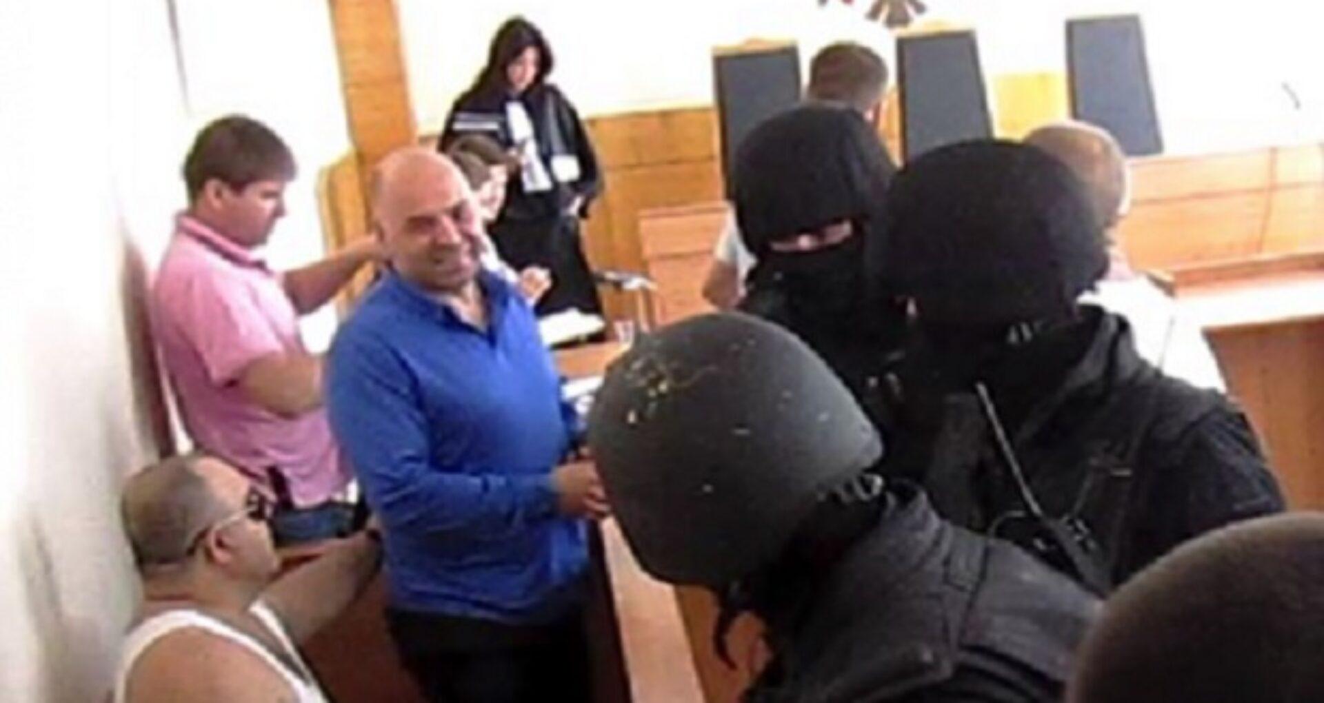 Vladimir Moscalciuc, alias Machena, transferat în izolatorul CNA după perchezițiile de la Penitenciarul nr. 15 Cricova