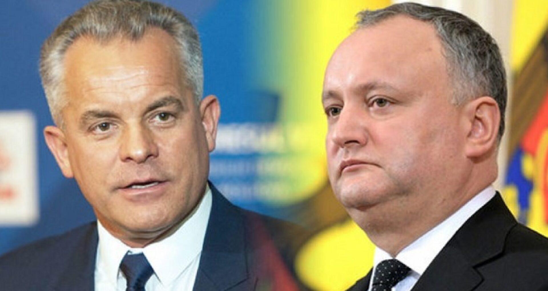 Igor Dodon și Vlad Plahotniuc s-ar fi întâlnit în Grecia, la hotelul lui Ceaika, în timpul pelerinajului șefului statului pe Athos. Reacția președintelui