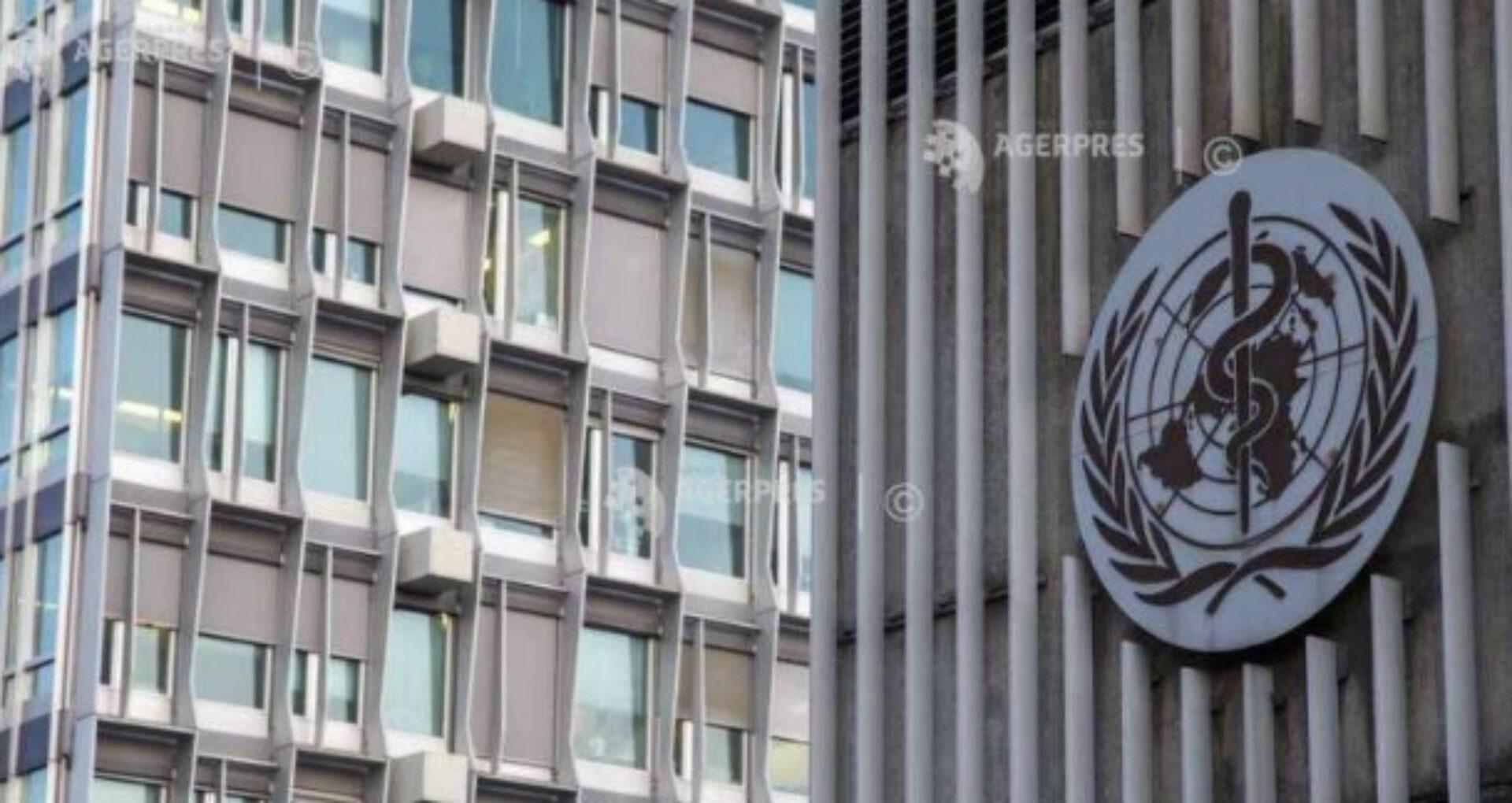 Reuniune a Comitetului de urgenţă al OMS pentru a evalua pandemia de Covid-19