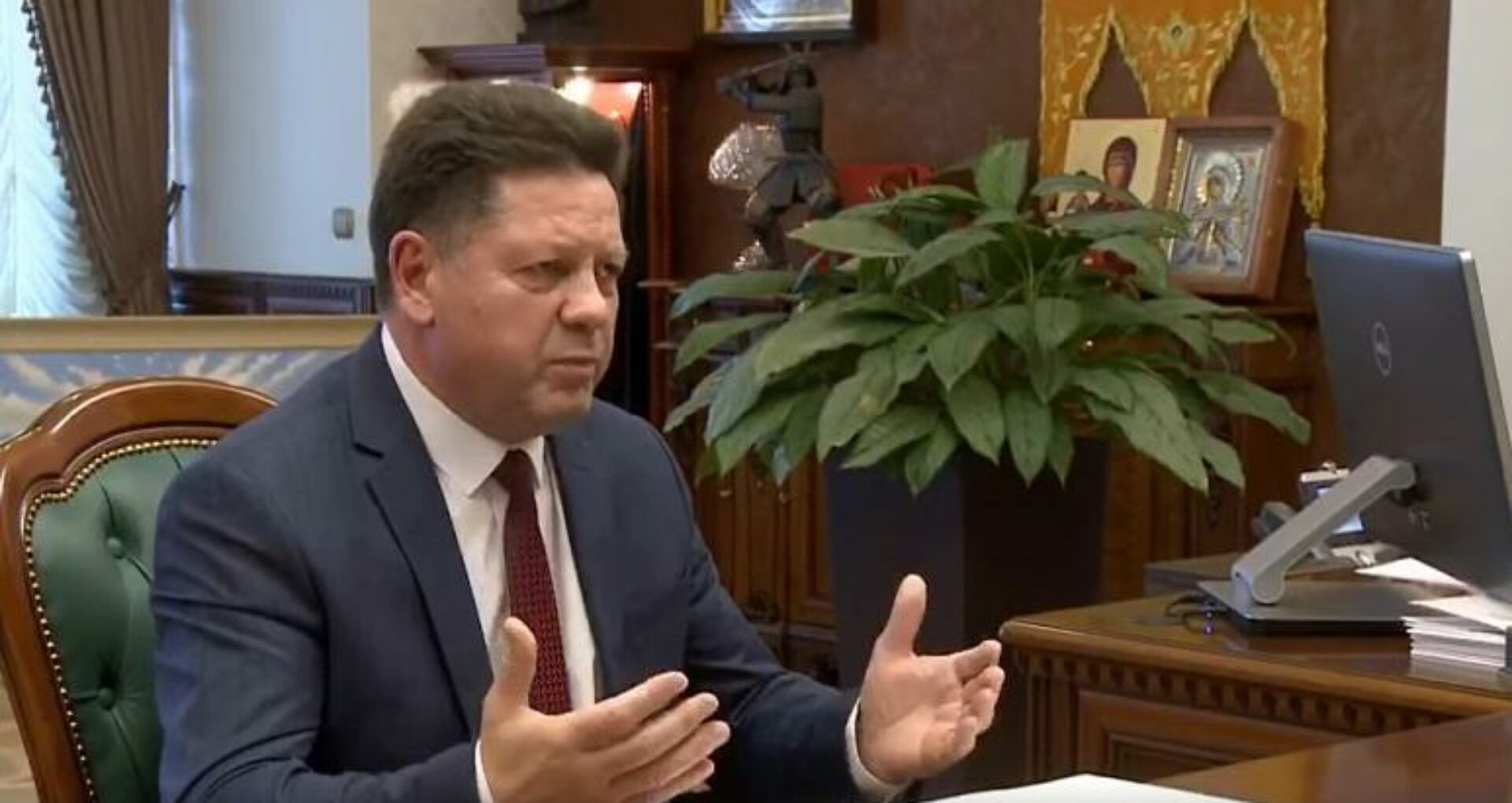 Cum explică Gațcan participarea la ședința Parlamentului de astăzi