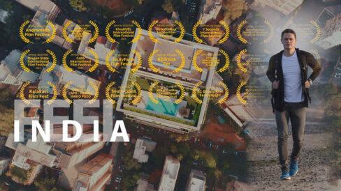 """""""Feel India"""": Filmul unui tânăr regizor din R. Moldova cucerește festivalurile internaționale"""