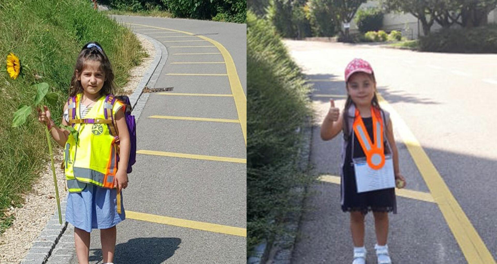 Elveția: Drumul spre școală și grădiniță