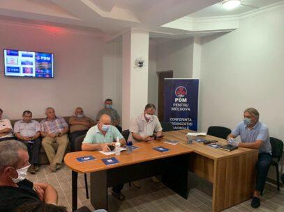Organizația Teritorială Orhei a PDM i-a exclus din partid pe membrii plecați dimineață
