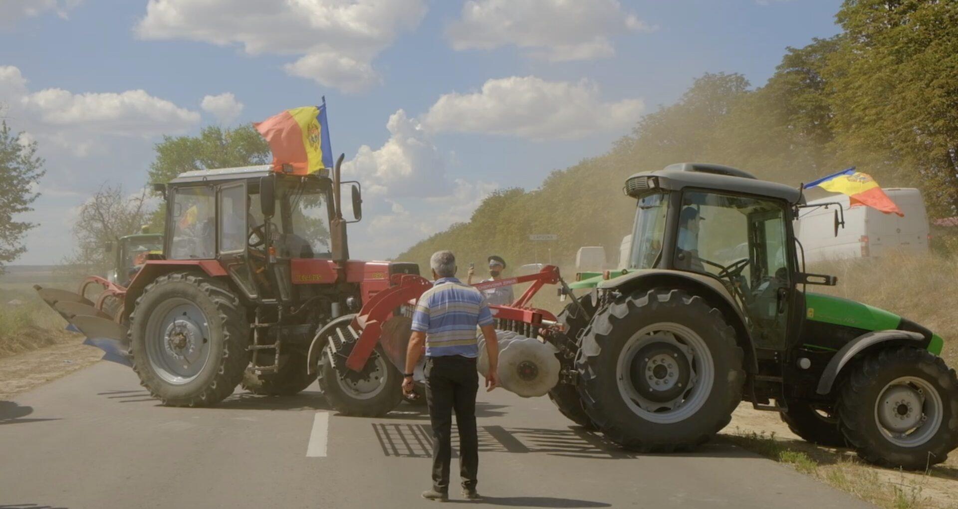 FOTO/ Noi proteste anunțate de agricultorii din Ștefan Vodă, Căușeni, Leova, Basarabeasca, Telenești, Ungheni și Hîncești