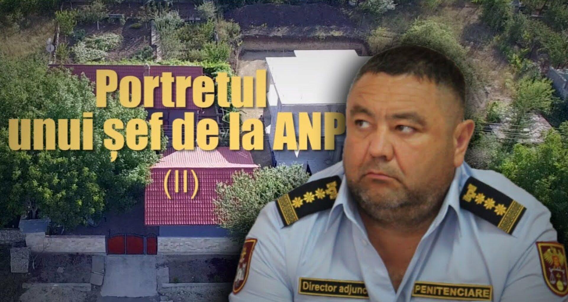 Directorul adjunct al ANP Serghei Demcenco a fost reținut. ZdG a scris anterior despre problemele sale de integritate