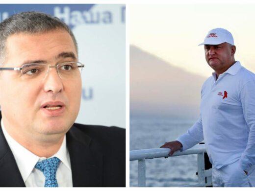 Renato Usatîi: Igor Dodon refuză să dea testul de COVID-19 după ce șeful adjunct al pazei sale ar fi infectat. Reacția staff-ului lui Dodon