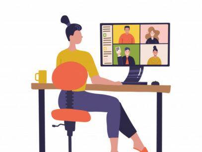 Zoom: 7 sfaturi  pentru ședințe virtuale în siguranță