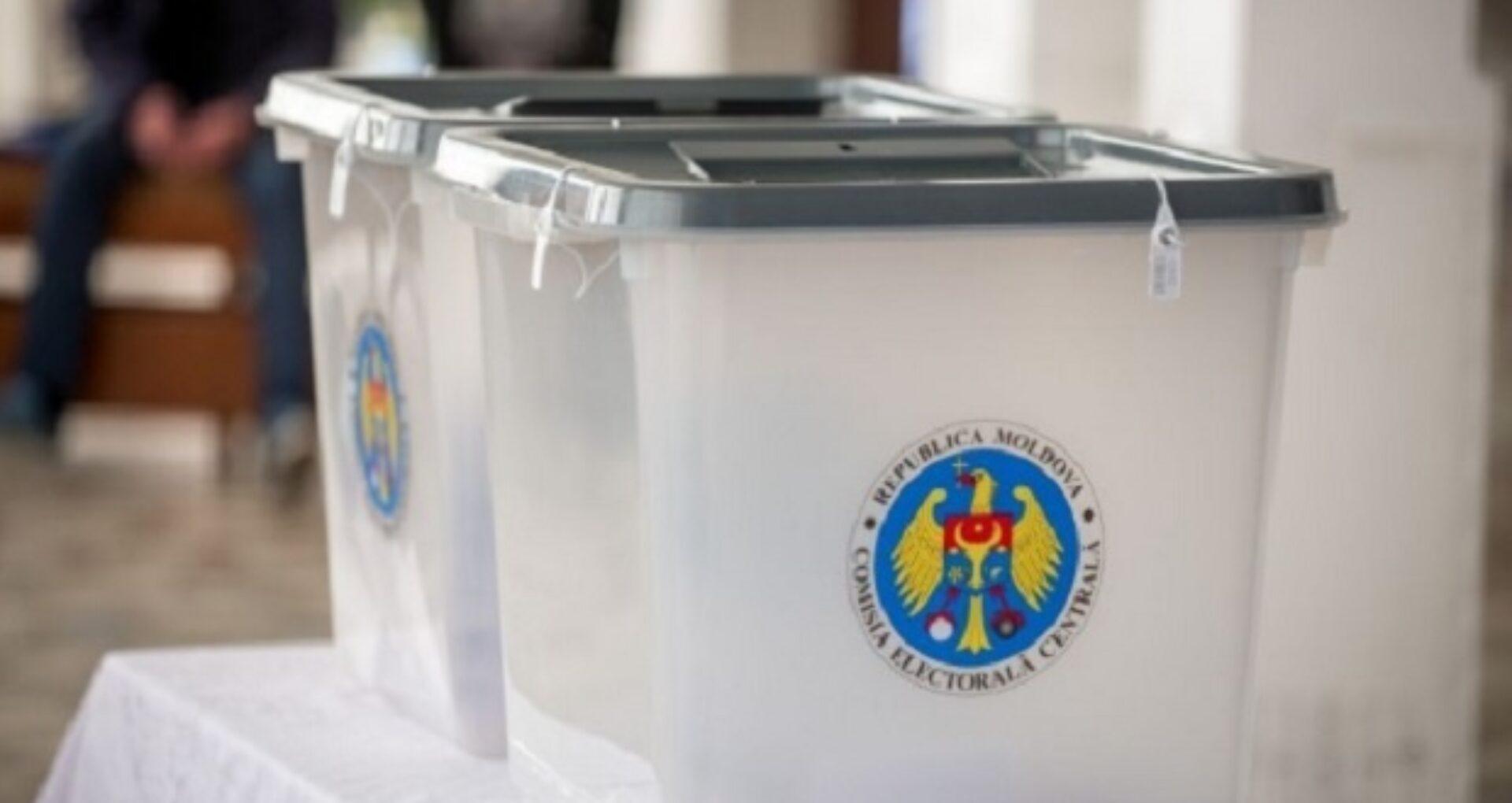 A început desemnarea candidaților la alegerile locale noi din 1 noiembrie