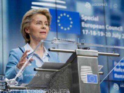 Ursula von der Leyen şi guvernul german susţin sancţionarea Belarusului