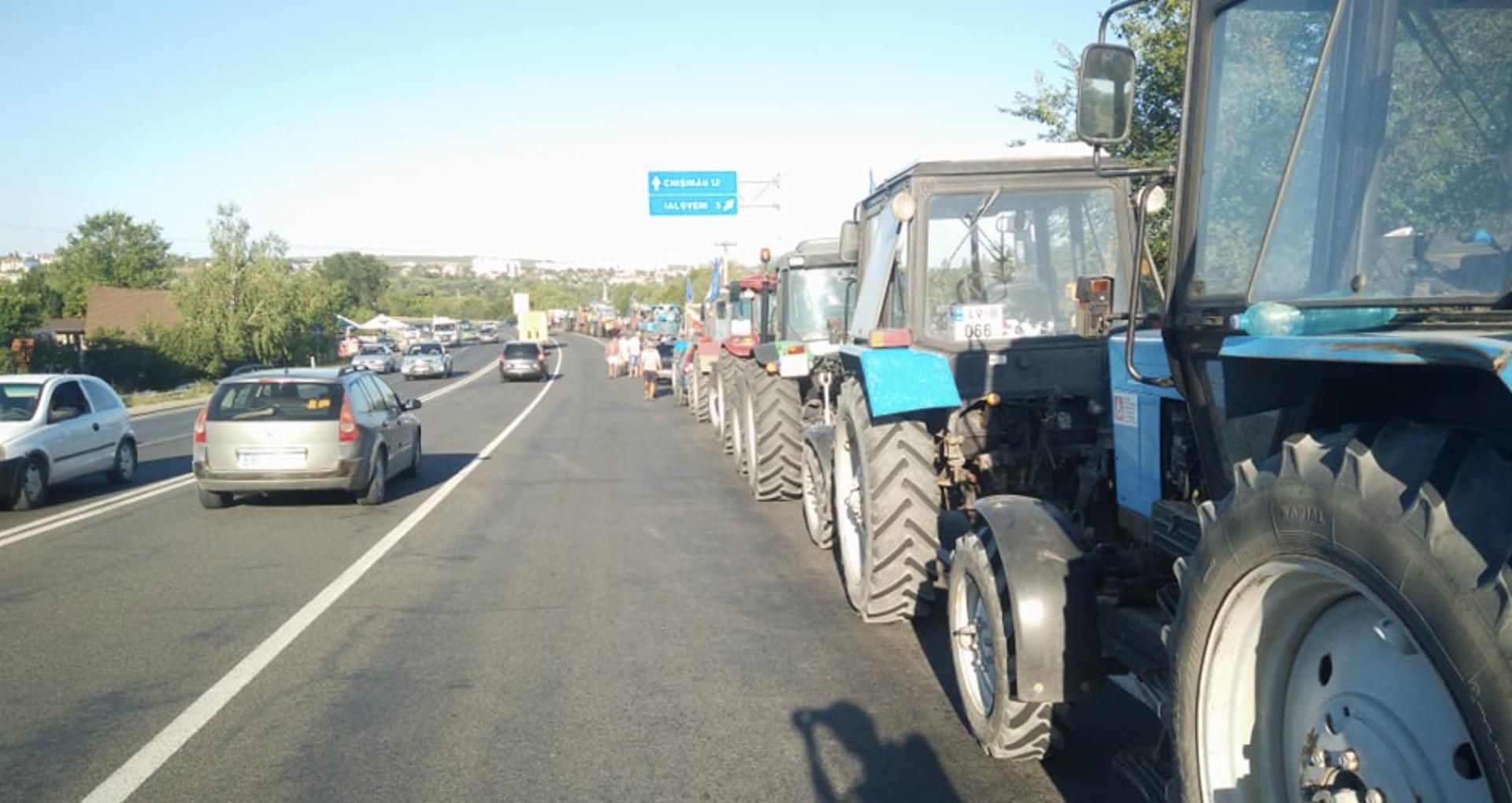 Chicu: Agricultorii își permit tractoare de zeci de mii de euro. Sectorul agricol se bucură de cele mai mari facilități