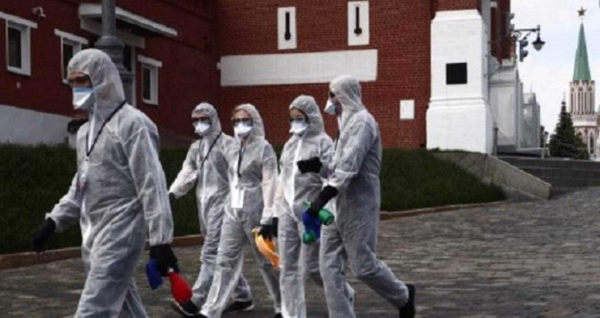 Covid-19: Numărul de noi infectări din Rusia depăşeşte 6 000 pentru a doua zi consecutiv