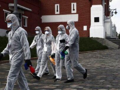 Rusia a înregistrat 5.267 de cazuri noi de COVID-19 şi 116 de decese, în ultimele 24 de ore