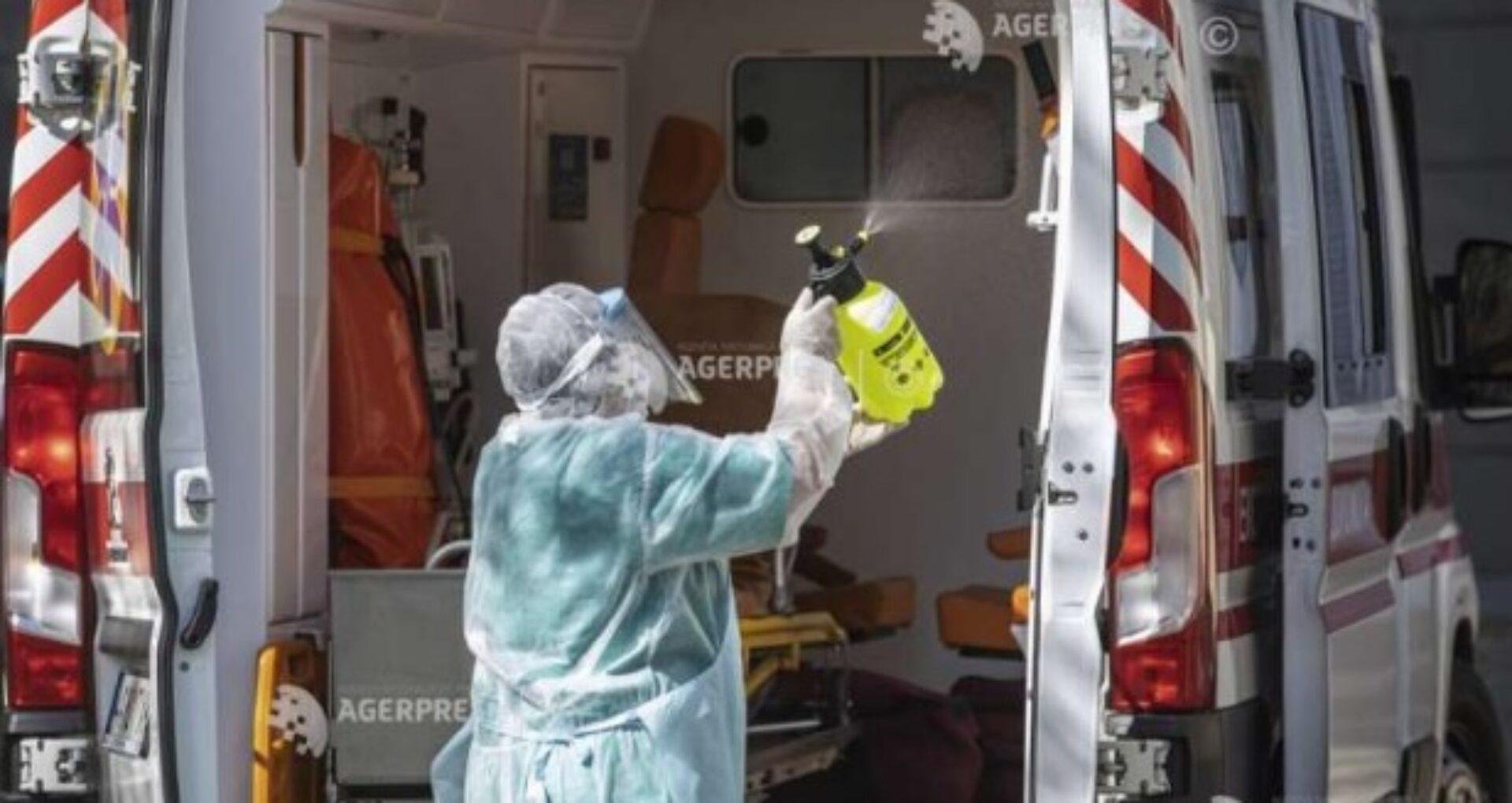 COVID-19. Ucraina prelungește starea de urgență până la sfârșitul anului