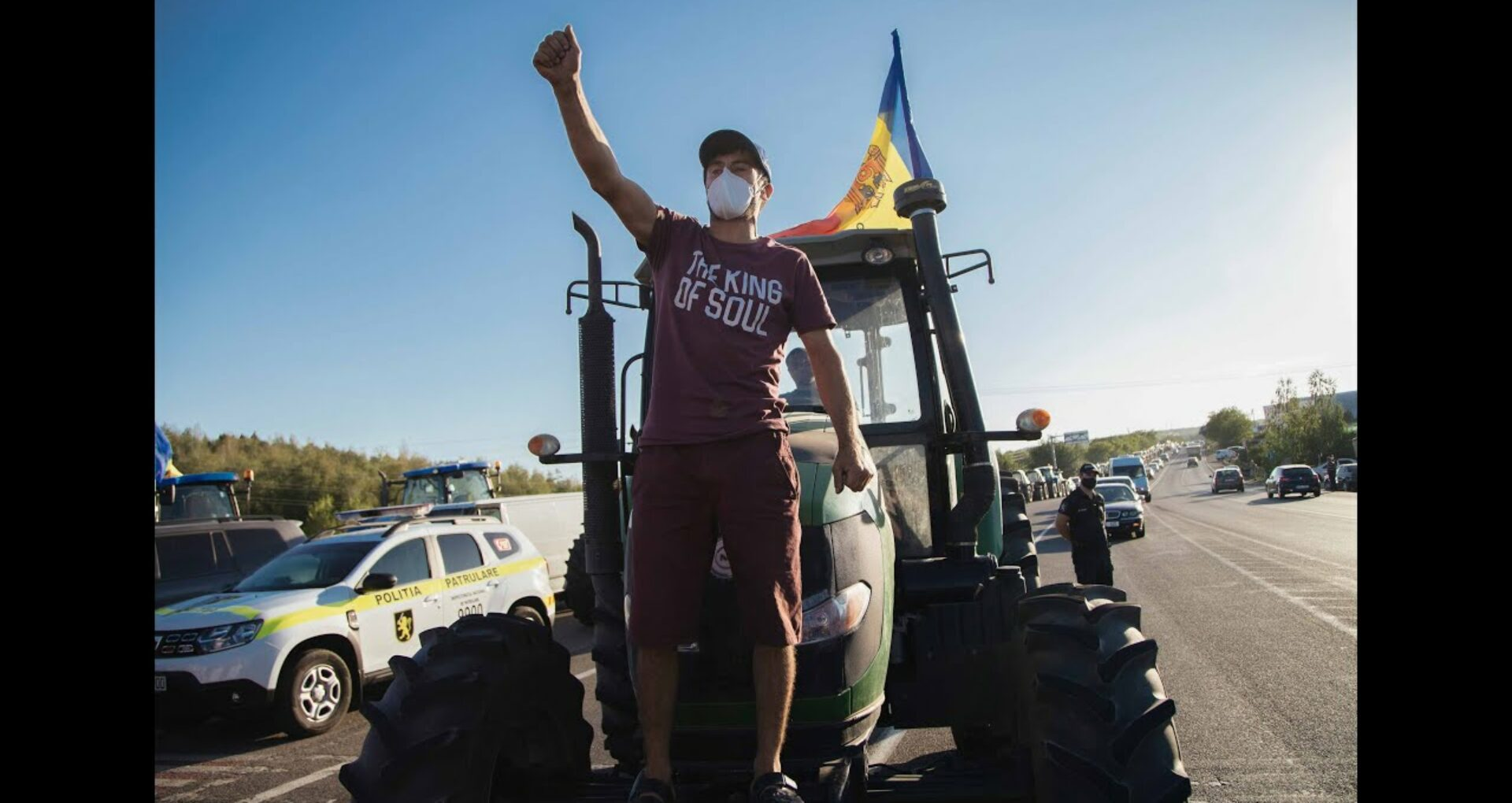 """ULTIMA ORĂ! Agricultorii renunță la proteste. """"Ne ducem acasă, pentru că timpul ne presează, ne ducem să prelucrăm pământul, dar ne vom reîntoarce"""""""