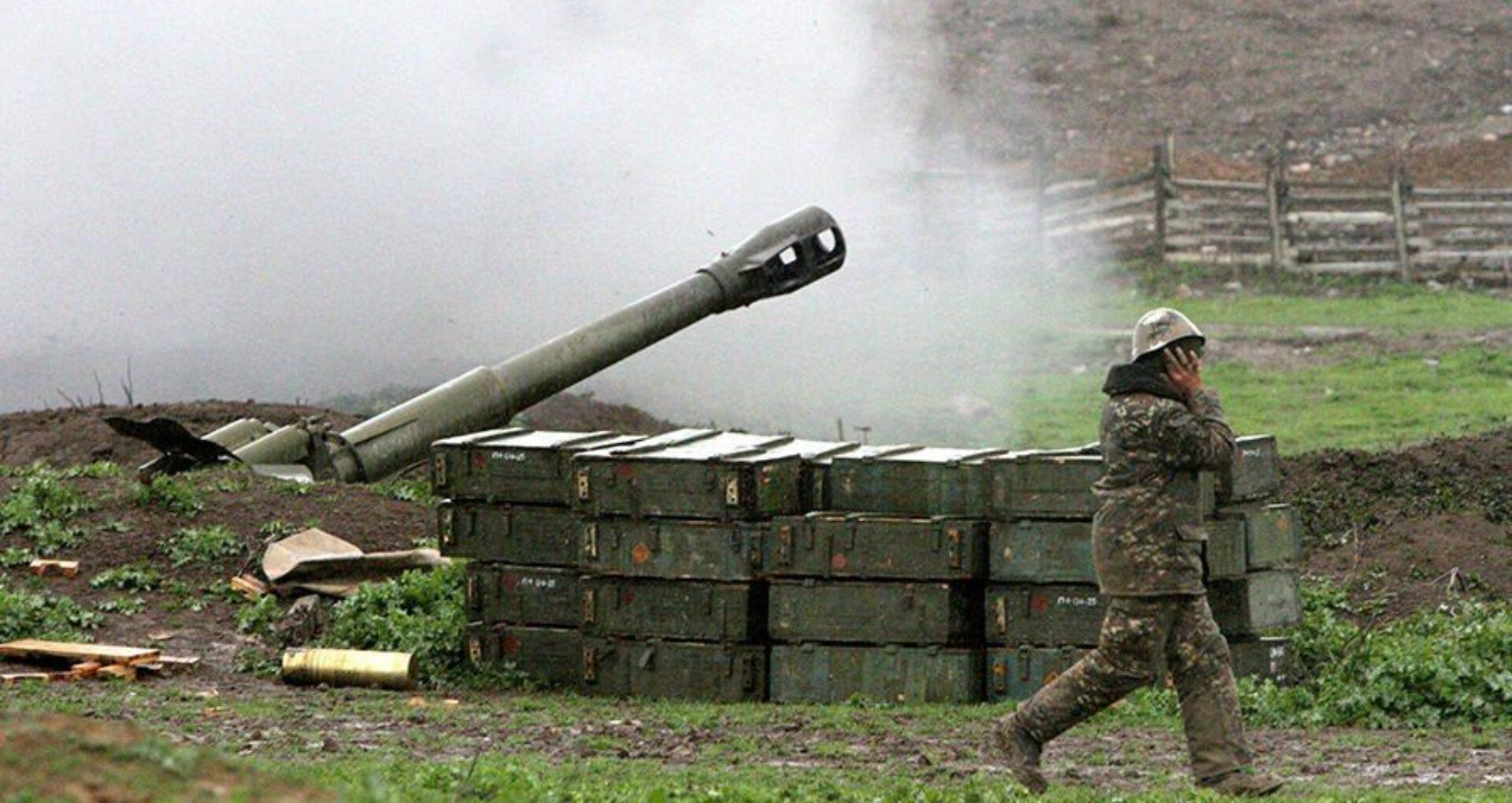 Conflictul din regiunea Nagorno-Karabakh, reaprins: bombardamente, civili uciși și tehnică militară distrusă
