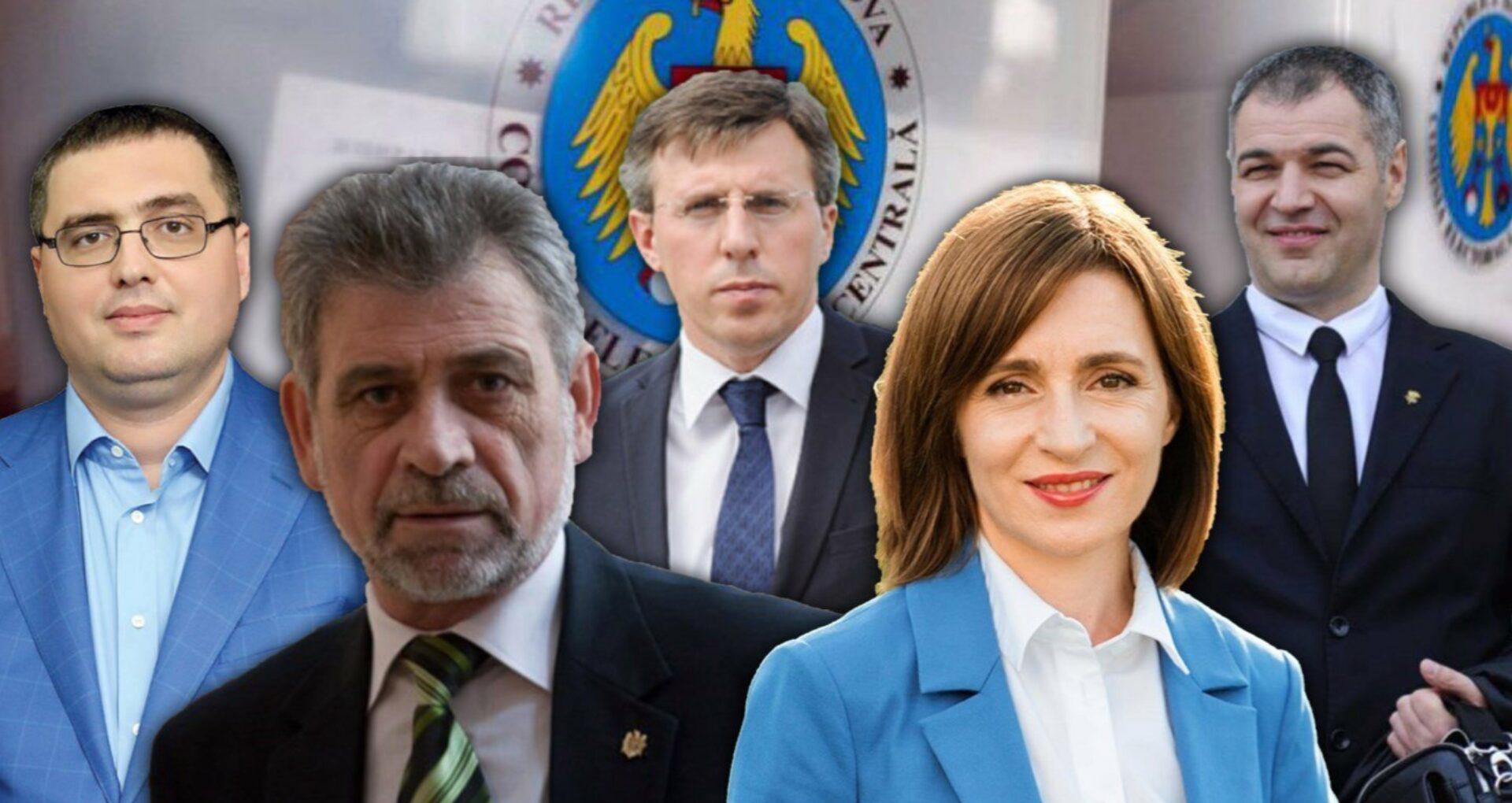 Scrisoare semnată de Sandu, Usatîi, Chirtoacă, Țîcu și Deliu, către comunitatea internațională:  Dodon intenționează să fraudeze alegerile