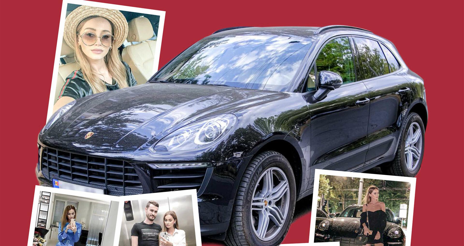 """Președintelui Curții de Apel Chișinău """"îi pare rău de situația în care a nimerit"""" asistenta sa, care are un salariu de circa 8000 de lei, dar și-a procurat Porsche"""