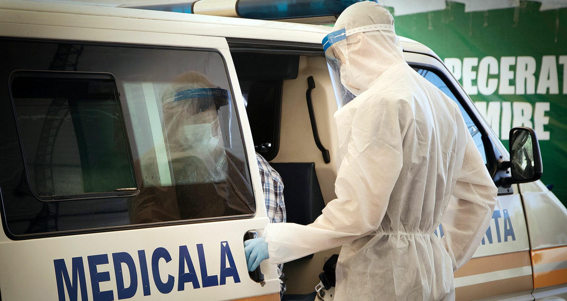 Statistică sumbră și tristă la Institutul de Medicină Urgentă. 12 pacienți de COVID-19 au decedat într-o singură zi, iar o țeavă de căldură s-a spart în secția de reanimare
