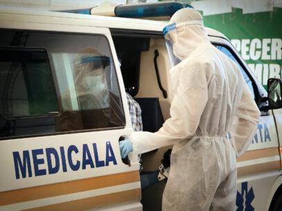 Statistica zilei. 224 cazuri noi de infectare cu COVID-19 și 7 decese, înregistrate în ultimele 24 de ore. 2 cazuri sunt de import