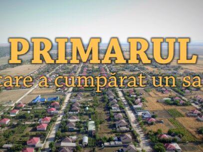 VIDEO/ Primarul care a cumpărat un sat