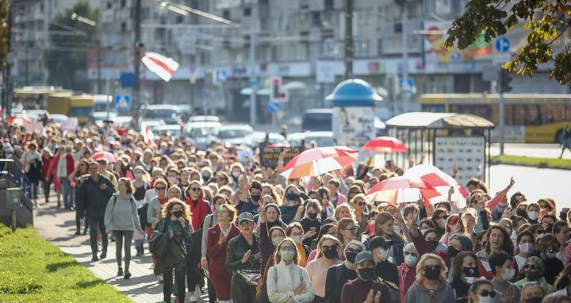 Belarus: Noi proteste împotriva lui Lukașenco