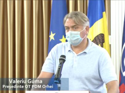 Valeriu Guma a revenit în PDM. Politicianul, condamnat anterior în România pentru acte de corupție, este liderul OT Orhei