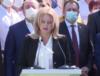 """Candidata desemnată de Partidul """"Șor"""", Violeta Ivanov, a fost înregistrată în cursa electorală pentru prezidențiale"""
