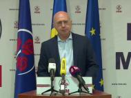 """PDM împărtășește ideea organizării alegerilor anticipate. Pavel Filip: """"Suntem formațiunea care a avut de suferit cel mai mult în acest Parlament"""""""