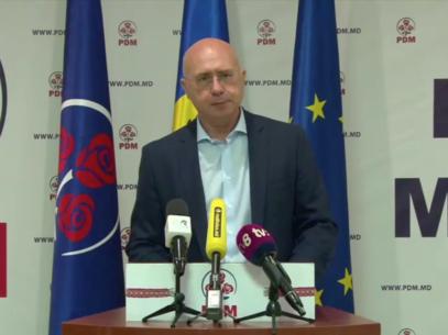 """VIDEO/ PDM lansează campania """"O altfel de politică"""" de consultări interne pentru a decide și dacă """"vom continua să ne aflam la Guvernare"""""""
