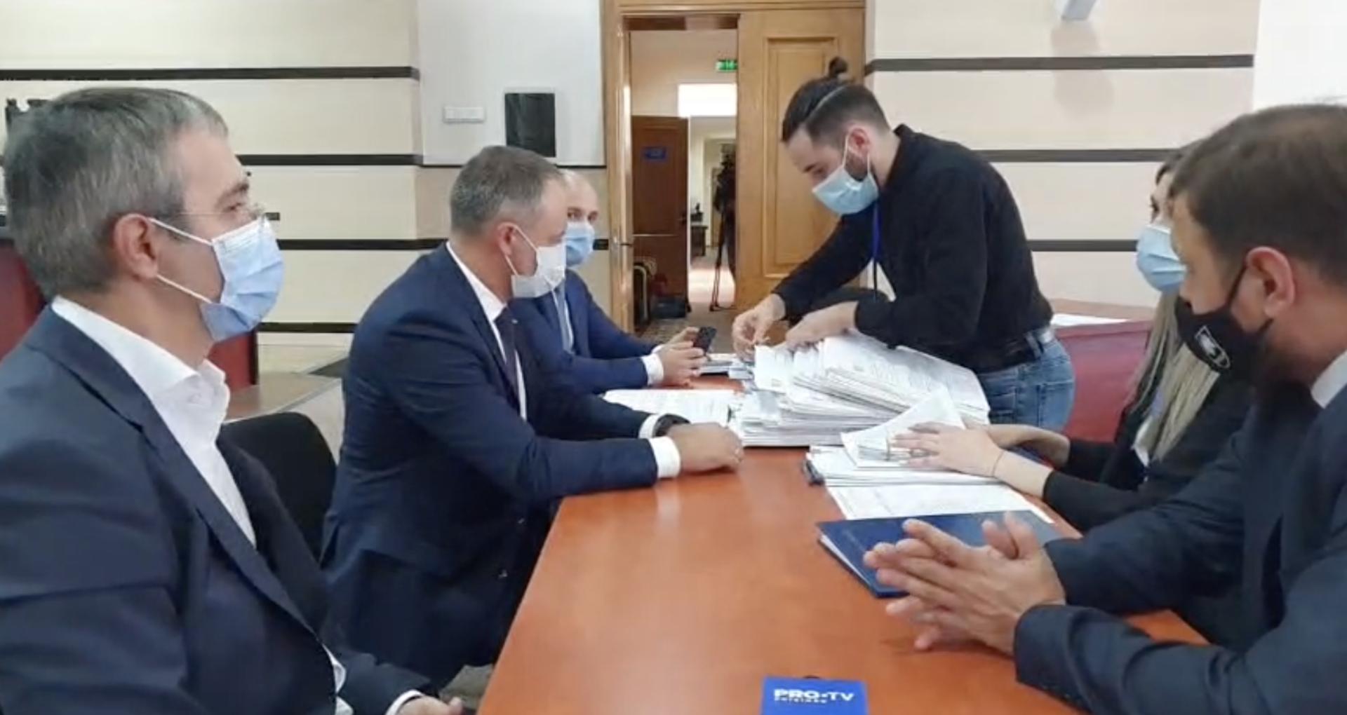 Pro Moldova vs. CEC: Hotărârea privind respingerea cererii de înregistrare a lui Candu în cursa pentru prezidențiale, contestată la Curtea de Apel Chișinău