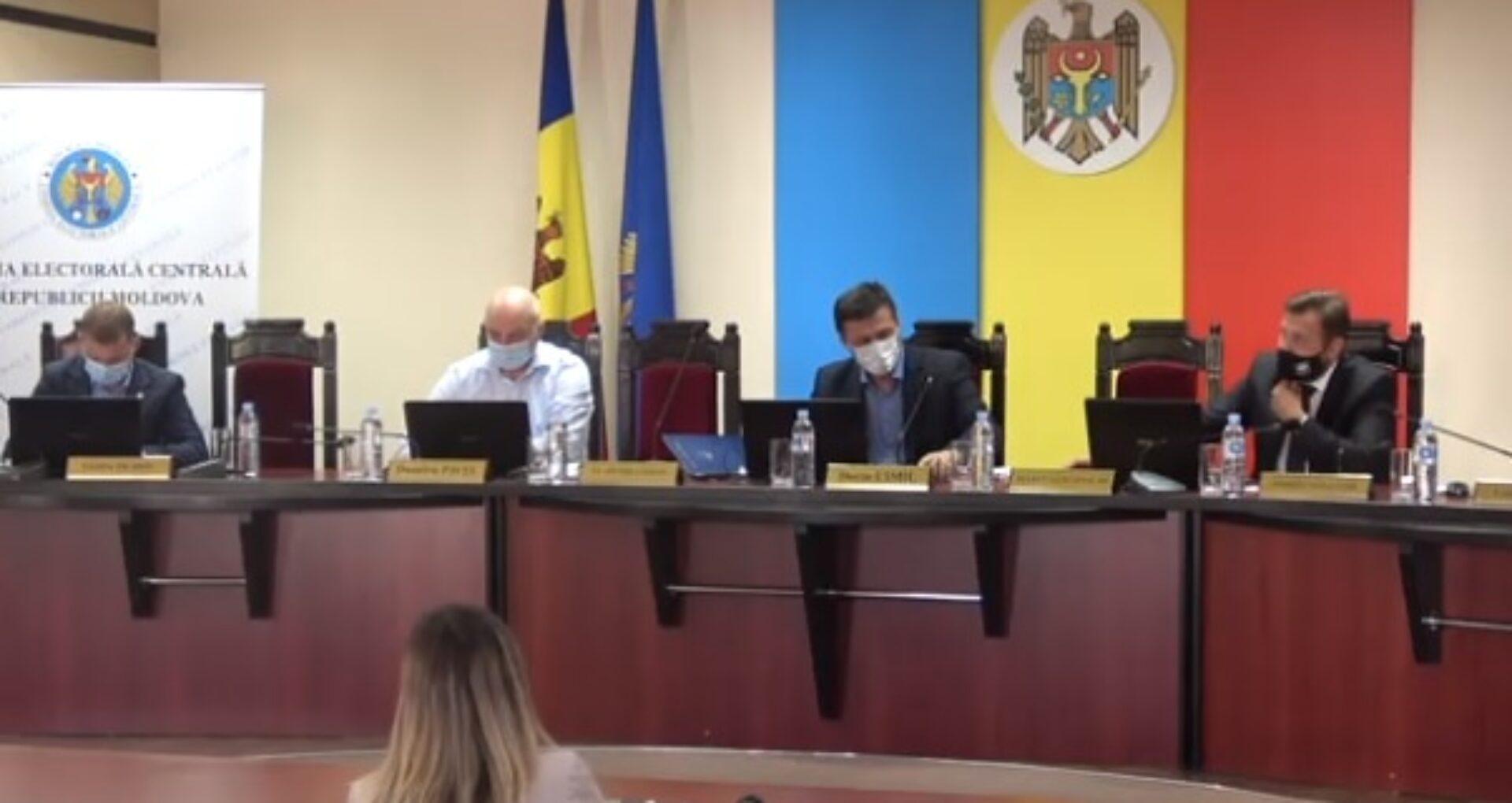 ULTIMA ORĂ! Reacția lui Dorin Cimil, după ce PAS i-a cerut demisia din funcția de președinte și membru al CEC