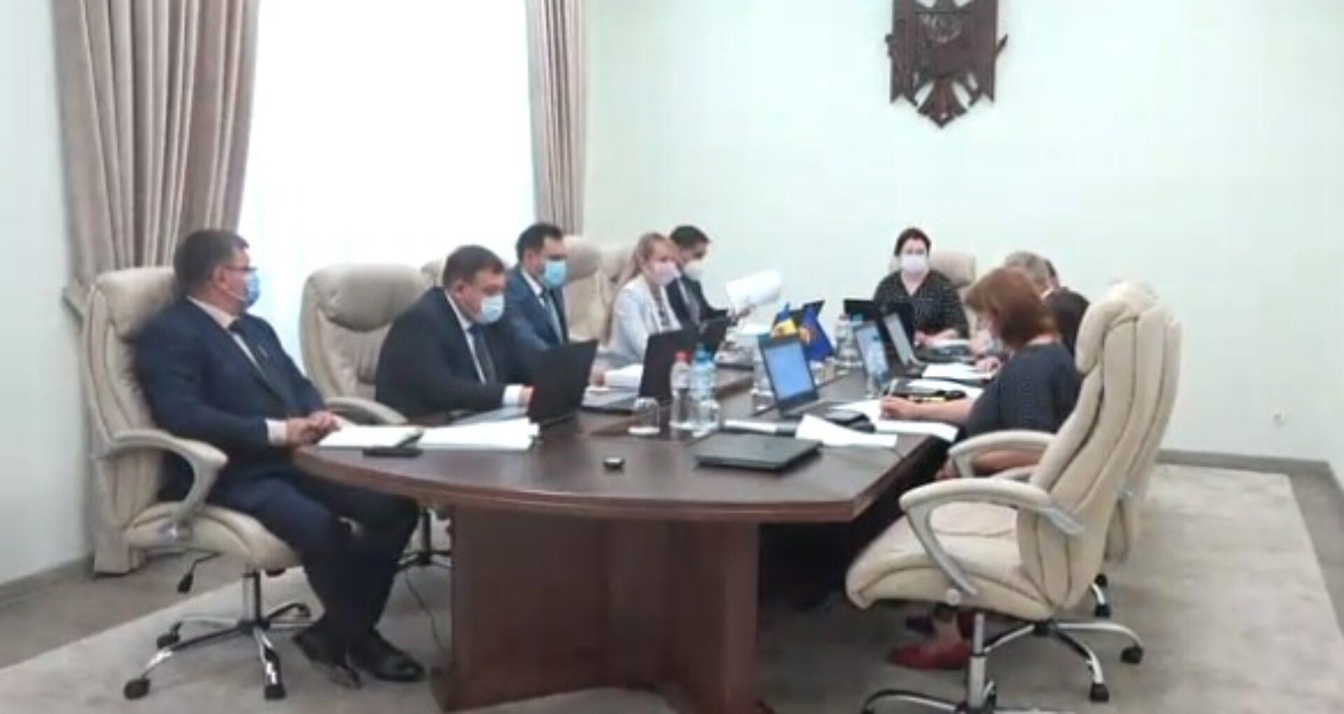 LIVE/ Ședința CSP: Examinarea demersului de modificare a structurii sistemului Procuraturii, pe ordinea de zi