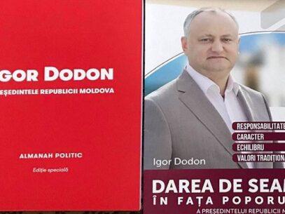 Se înscrie Dodon în cursa prezidențialelor? Un grup de inițiativă condus de Vlad Bătrîncea va cere înregistrare pentru susținerea unui candidat