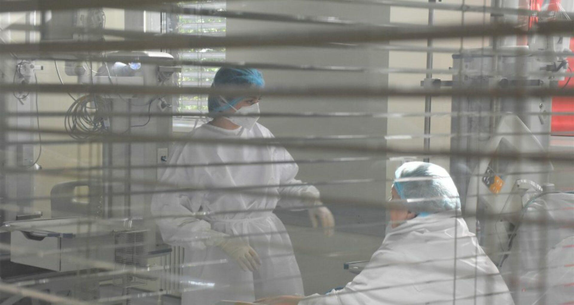 14 decese asociate cu Covid-19 au fost înregistrate astăzi. Dintre noii infectați, 16 sunt lucrători medicali