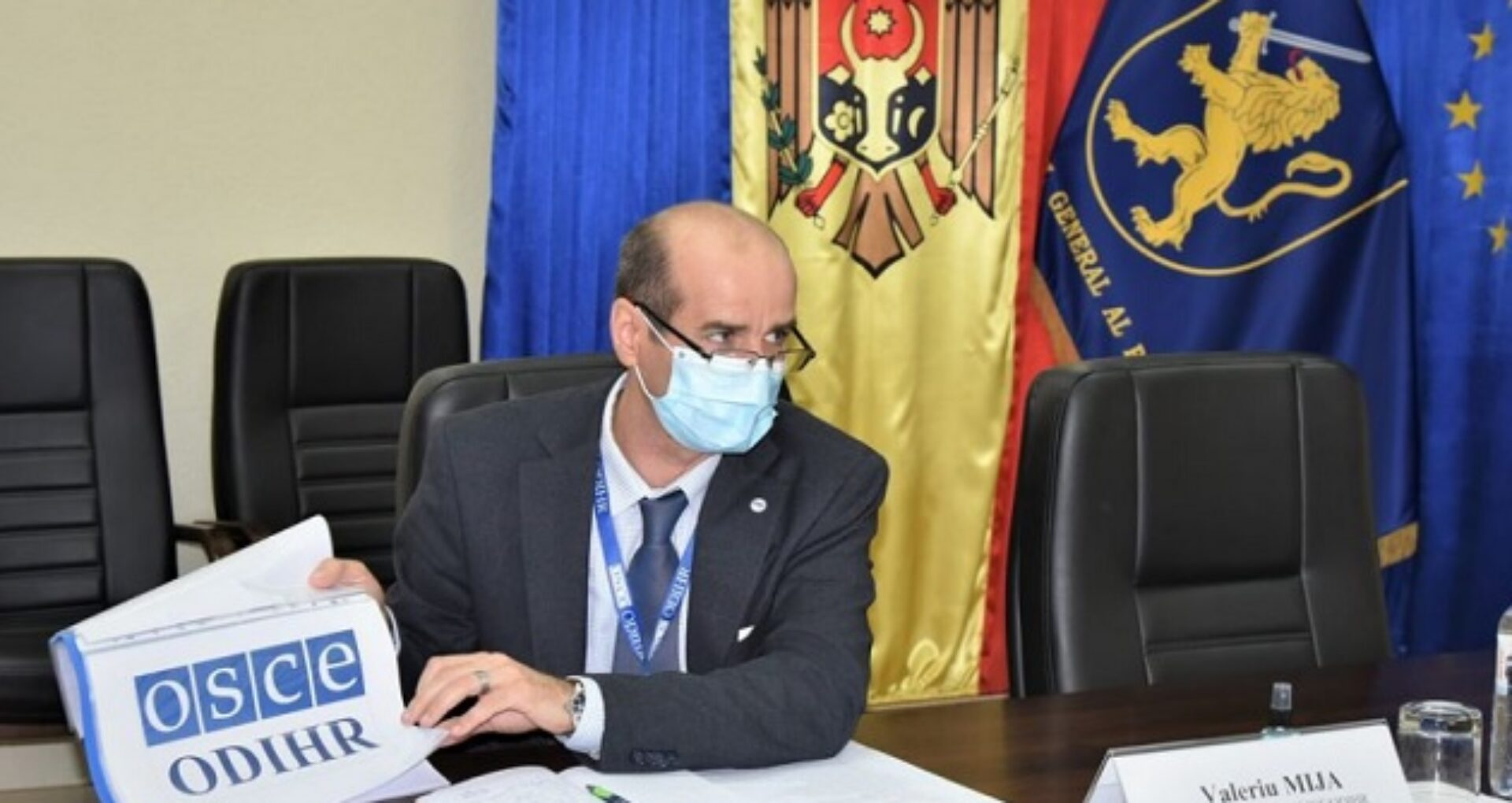 O misiune a OSCE/ODIHR  va monitoriza procesul electoral pentru prezidențialele din 1 noiembrie: Poliția R. Moldova îi va acorda suport
