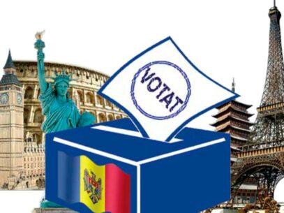 Secțiile de votare în afara țării, constituite fără consultări publice