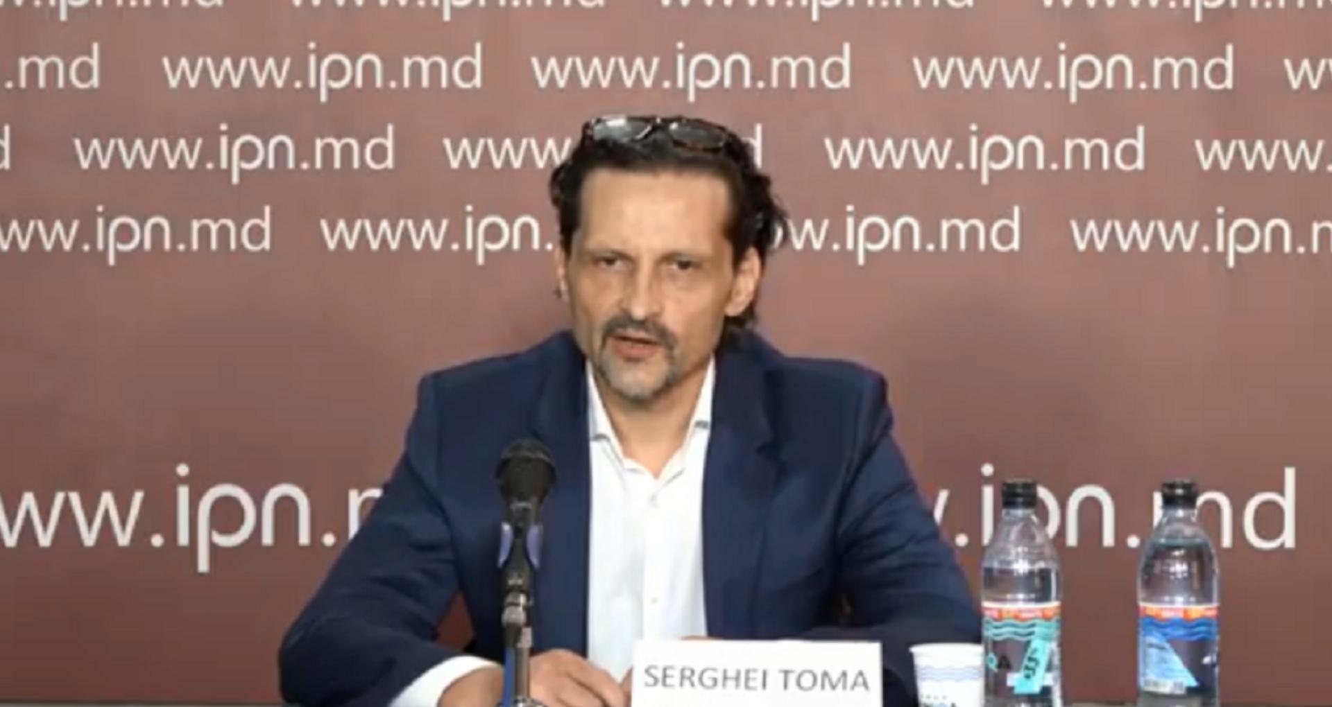 Prezidențiale/ Serghei Toma, al patrulea pretendent care renunță la cursa electorală. Am putea avea opt candidați