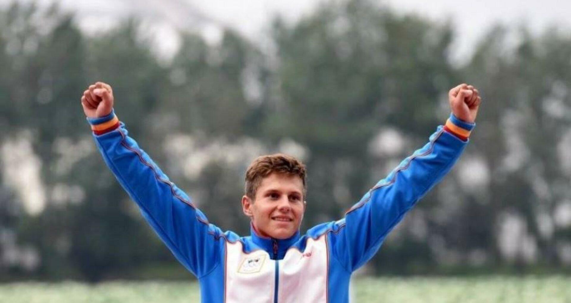 Serghei Tarnovschi a câștigat medalia de aur la Cupa Mondială de caiac-canoe de la Szeged