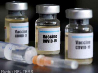 O săptămână de vaccinare în România. S-au vaccinat doar 13242 de persoane