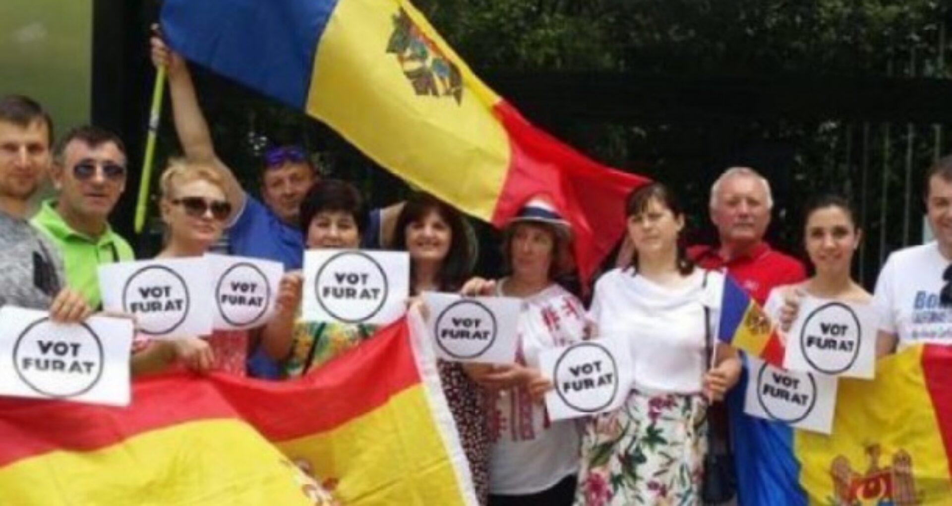 """DOC/ Fraude în procesul de înregistrare prealabilă a moldovenilor aflați peste hotare? """"Moldoveni aflați în Olanda, Germania sau Belgia au descoperit că sunt înregistrați pentru a vota în Federația Rusă"""""""